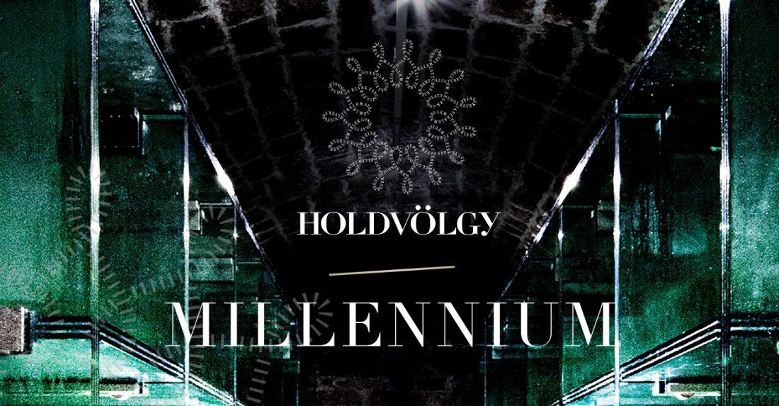 HOLDVÖLGY Millennium Bortrezor